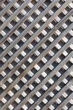 Γκρίζο δικτυωτό πλέγμα Στοκ Φωτογραφίες