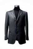 γκρίζο κοστούμι Στοκ Φωτογραφίες