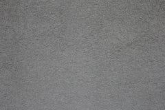 Γκρίζο κτήριο ασβεστοκονιάματος, δομή Στοκ Φωτογραφίες
