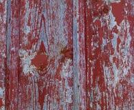 Γκρίζο κόκκινο ξύλο σιταποθηκών Στοκ φωτογραφίες με δικαίωμα ελεύθερης χρήσης
