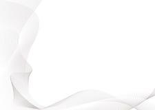 γκρίζο κύμα π Στοκ εικόνες με δικαίωμα ελεύθερης χρήσης