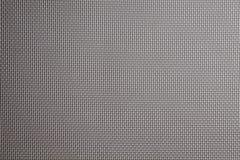 Γκρίζο μίμησης υπόβαθρο σύστασης ύφανσης Στοκ Εικόνες