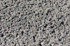 Γκρίζο ξηρό χώμα Στοκ εικόνα με δικαίωμα ελεύθερης χρήσης