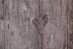 Γκρίζο ξύλινο υπόβαθρο επιφάνειας στοκ εικόνες με δικαίωμα ελεύθερης χρήσης
