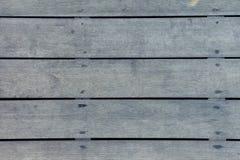 Γκρίζο ξύλινο υπόβαθρο Στοκ εικόνες με δικαίωμα ελεύθερης χρήσης
