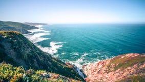 Γκρίζο πάρκο παραλιών όρμων φαλαινών και φωτογραφικών διαφανειών διαβόλων σε Καλιφόρνια Στοκ φωτογραφία με δικαίωμα ελεύθερης χρήσης