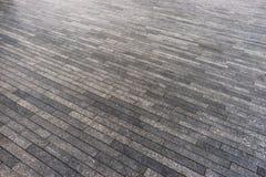 γκρίζο πάτωμα Στοκ εικόνα με δικαίωμα ελεύθερης χρήσης