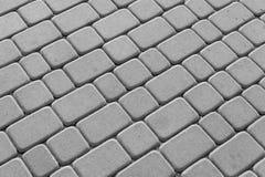 Γκρίζο πεζοδρόμιο Στοκ Εικόνα
