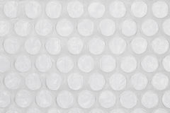 Γκρίζο περικάλυμμα φυσαλίδων στοκ φωτογραφία