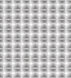 Γκρίζο σχέδιο με τα τυποποιημένα πέταλα διανυσματική απεικόνιση