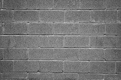 Γκρίζο τούβλο Στοκ φωτογραφία με δικαίωμα ελεύθερης χρήσης