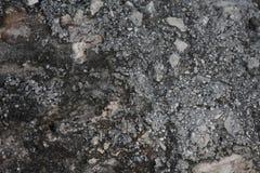 Γκρίζο υπόβαθρο πετρών - grunge σύσταση στοκ εικόνα