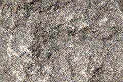 Γκρίζο υπόβαθρο σύστασης πετρών φυσική πέτρα ανασκόπησης Γκρίζο σχέδιο γρανίτη Στοκ Εικόνες