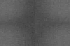 Γκρίζο υπόβαθρο σύστασης υφάσματος άνευ ραφής Στοκ Φωτογραφίες