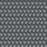 Γκρίζο ψάθινο άνευ ραφής σχέδιο Στοκ φωτογραφία με δικαίωμα ελεύθερης χρήσης
