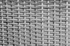 Γκρίζο wickerwork κλίμακας υπόβαθρο στοκ φωτογραφία