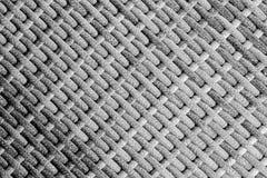 Γκρίζο wickerwork κλίμακας υπόβαθρο στοκ φωτογραφία με δικαίωμα ελεύθερης χρήσης