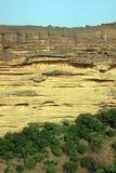 γκρεμός bandiagara στοκ φωτογραφία