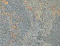 Γκριζωπό μπλε υπόβαθρο πλακών Στοκ Εικόνα