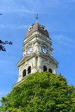 Γκλούτσεστερ Δημαρχείο, Μασαχουσέτη, ΗΠΑ στοκ φωτογραφία με δικαίωμα ελεύθερης χρήσης