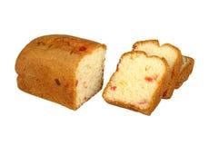 γλασαρισμένος καρπός κέικ Στοκ Εικόνες