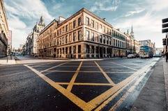 Γλασκώβη, Σκωτία, UK - 8 Μαρτίου 2019: Πέρασμα Ingram και του S FR στοκ εικόνες με δικαίωμα ελεύθερης χρήσης