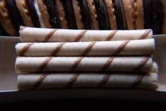 Γλυκά άχυρα Στοκ φωτογραφία με δικαίωμα ελεύθερης χρήσης