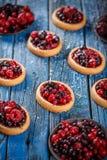 Γλυκά κέικ ζύμης Στοκ εικόνες με δικαίωμα ελεύθερης χρήσης