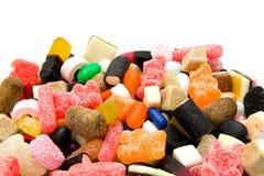 γλυκά καραμελών Στοκ Εικόνες