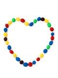 γλυκά καρδιών Στοκ φωτογραφία με δικαίωμα ελεύθερης χρήσης