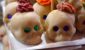 Γλυκά κρανία Στοκ φωτογραφία με δικαίωμα ελεύθερης χρήσης