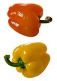γλυκά λαχανικά πιπεριών Στοκ Εικόνες
