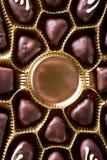 γλυκά σοκολάτας στοκ εικόνα