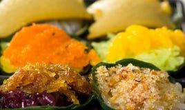 γλυκά Ταϊλανδός επιδορπίων Στοκ Εικόνες