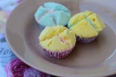 Γλυκά τρόφιμα, έρημος Στοκ Φωτογραφίες