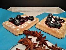 Γλυκά τρόφιμα πτώσης Στοκ εικόνες με δικαίωμα ελεύθερης χρήσης