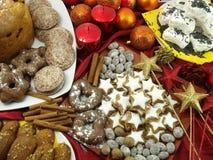 γλυκά Χριστουγέννων στοκ φωτογραφία με δικαίωμα ελεύθερης χρήσης