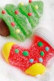 Γλυκά Χριστούγεννα Στοκ Εικόνες