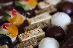 γλυκά Στοκ φωτογραφία με δικαίωμα ελεύθερης χρήσης