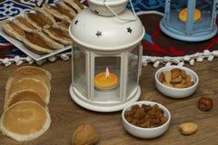 Γλυκά Ramadan - Qatayef στοκ φωτογραφία με δικαίωμα ελεύθερης χρήσης