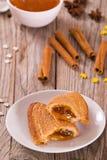 Γλυκές ζύμες ριπών Florentines στοκ εικόνα με δικαίωμα ελεύθερης χρήσης