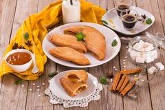 Γλυκές ζύμες ριπών Florentines στοκ εικόνα