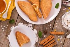 Γλυκές ζύμες ριπών Florentines στοκ εικόνες με δικαίωμα ελεύθερης χρήσης