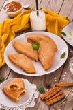 Γλυκές ζύμες ριπών Florentines στοκ εικόνες