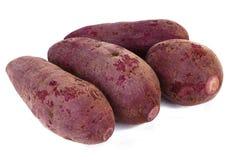 Γλυκές πατάτες Στοκ Φωτογραφία