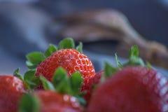 Γλυκές φράουλες στοκ φωτογραφία με δικαίωμα ελεύθερης χρήσης