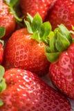 Γλυκές φράουλες στοκ εικόνες με δικαίωμα ελεύθερης χρήσης