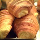 Γλυκαμένος croissant στοκ εικόνες με δικαίωμα ελεύθερης χρήσης