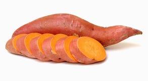 Γλυκιά πατάτα Στοκ Φωτογραφίες