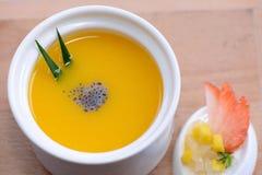 Γλυκιά σούπα Tranditiona στοκ φωτογραφίες με δικαίωμα ελεύθερης χρήσης